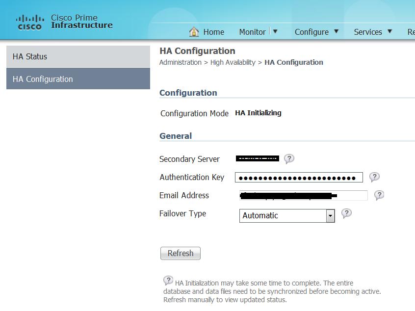 2014_07_03_17_57_31_Cisco_Prime_Infrastructure_HA_Configuration_172.20.74.187