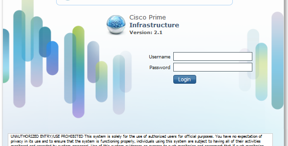 Cisco Prime Infrastructure – The Little Nerd's Diary