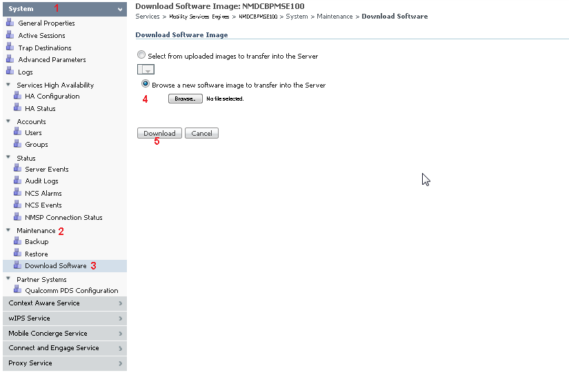 2014_10_23_16_13_36_Cisco_Prime_Infrastructure_Mobility_Services_Engine_Download_Image_172.20.74