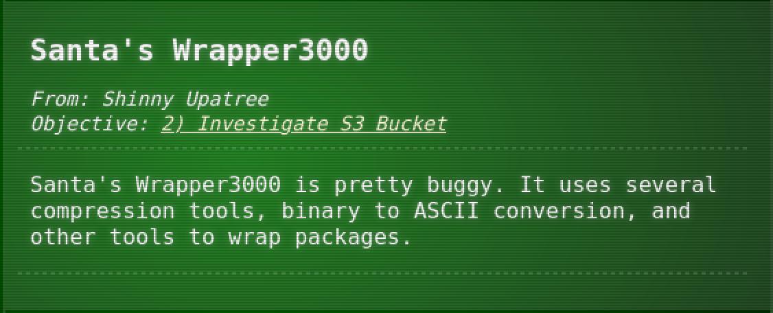 Santa's Wrapper3000